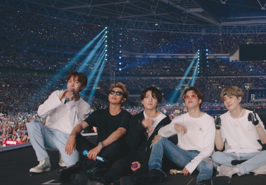 New BTS documentary to hit S. Korean cinemas next week