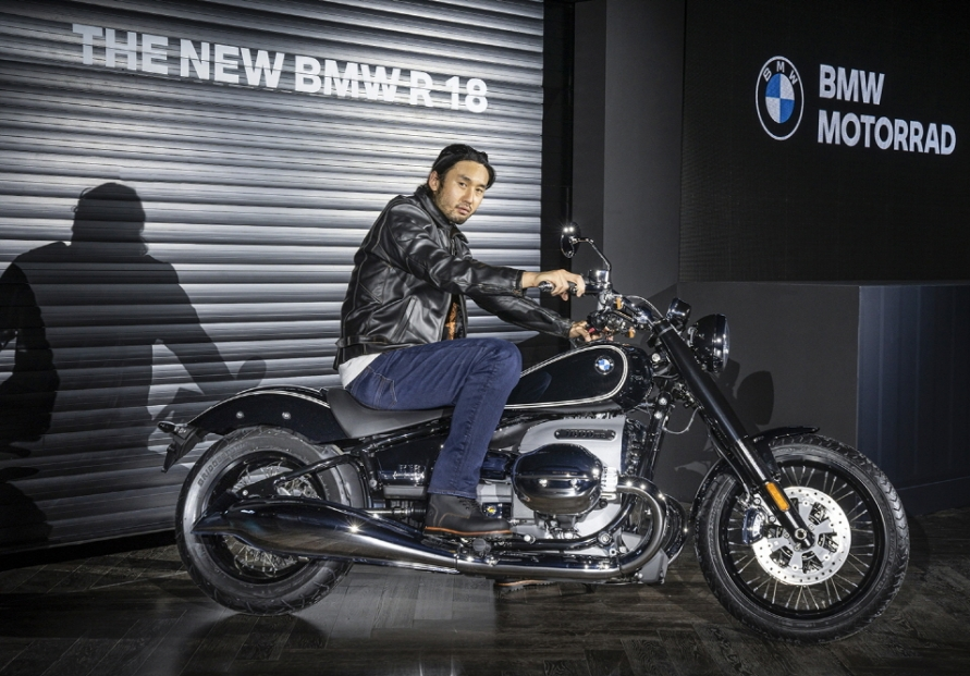 BMW Motorrad's new R 18 launched in Korea