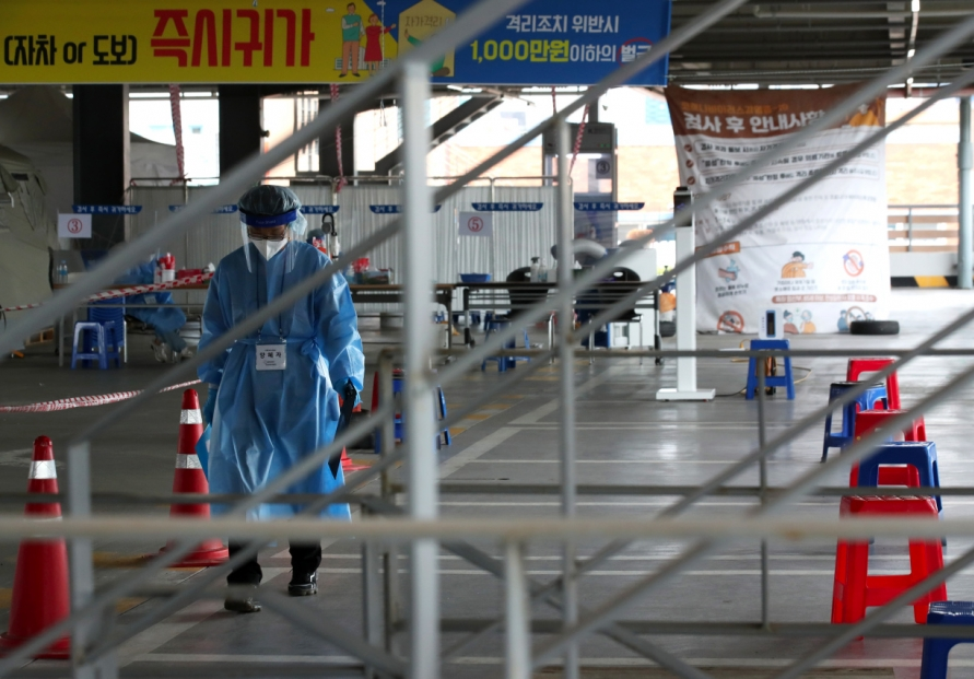 Korea reports 82 new COVID-19 cases, marking first two-digit day in a month