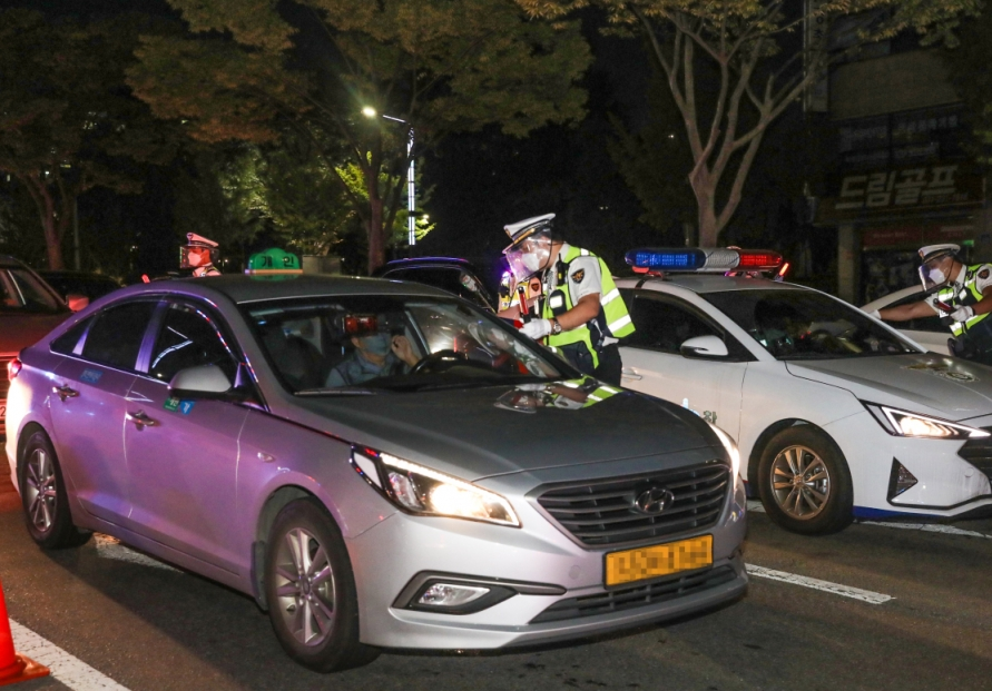 [News Focus] High-profile DUI cases spur fresh crackdown