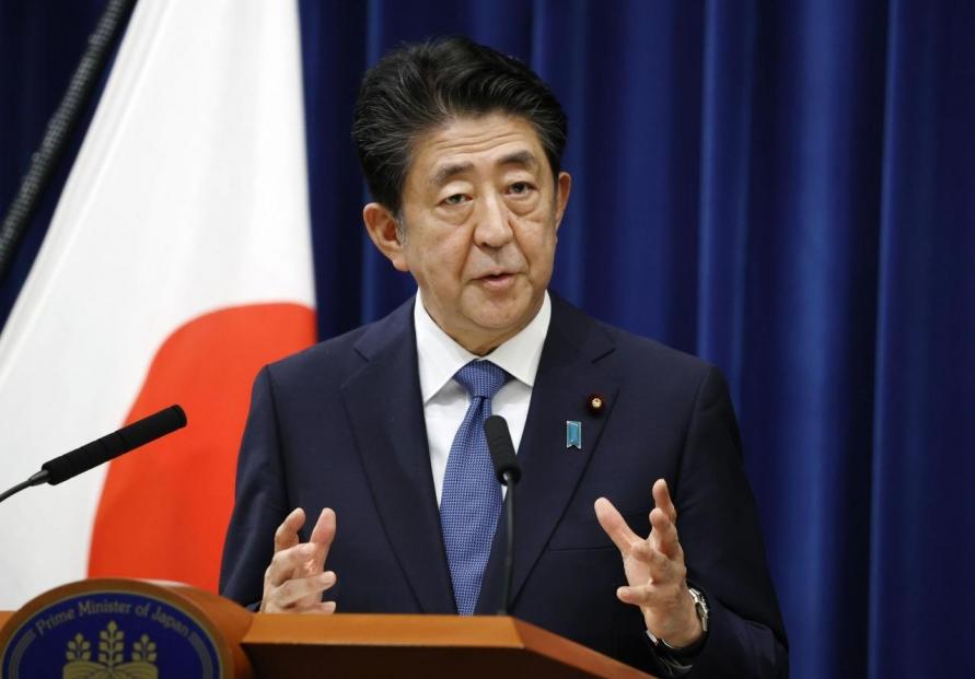 S. Korea expresses 'deep regret' as Japan's Abe visits wartime shrine