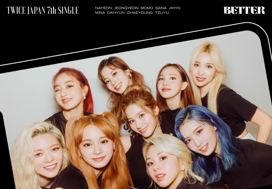 TWICE to drop new Japanese single album in November