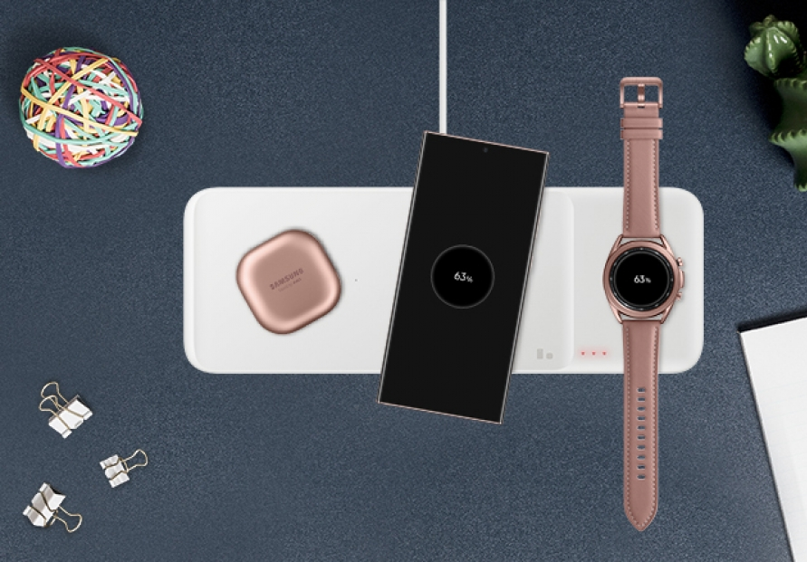 Samsung launches new charging devices for mobile gadgets