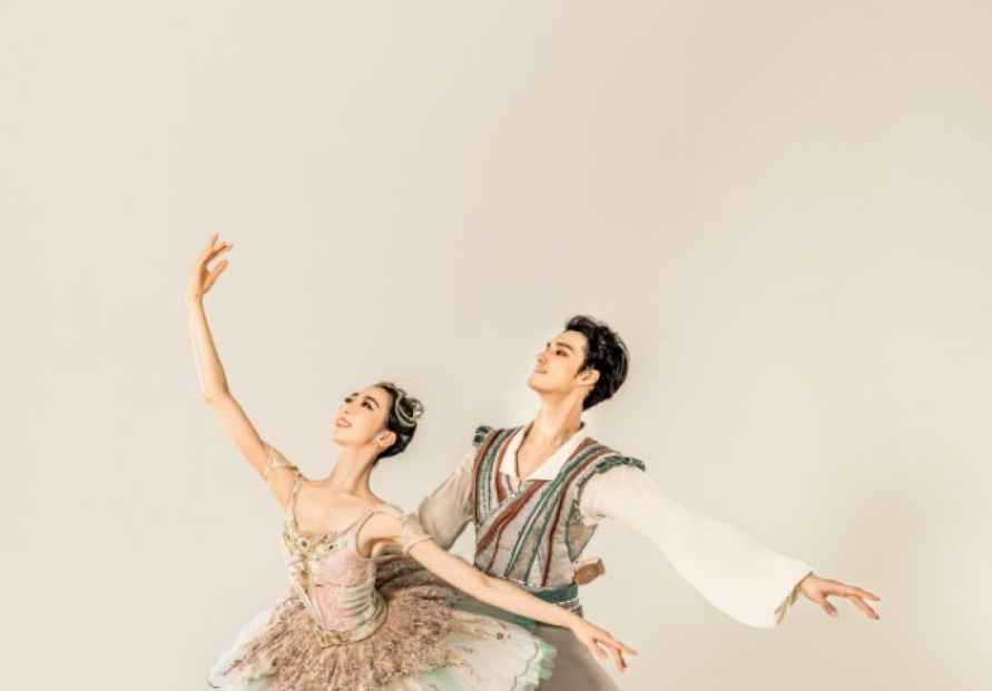 Korean National Ballet to stage 'Le Corsaire' in November