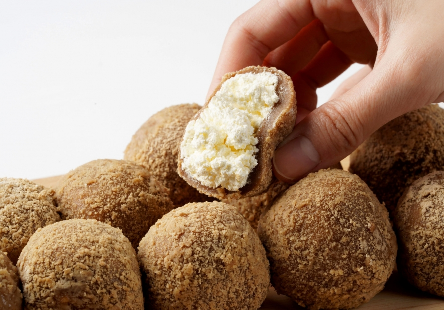 New rice cakes break away from traditions