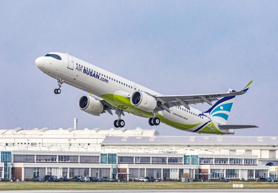 Air Busan to resume flights to Qingdao on biz demand
