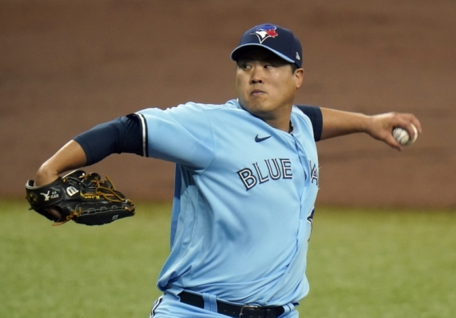 [Newsmaker] Ryu Hyun-jin's successful 1st season with Blue Jays ends with postseason elimination
