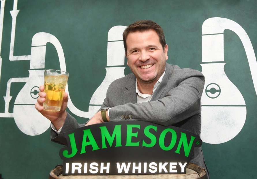 Launching the 'Why Jameson Highball?' campaign