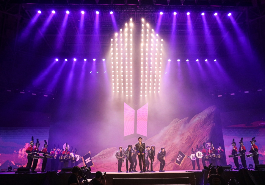 [Photo News] BTS and ARMY in online concert