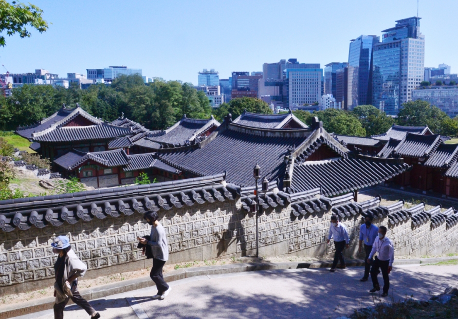 Seoul's smallest palace shows less can be more
