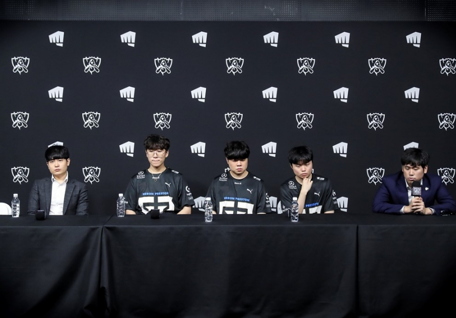 Damwon Gaming is sole Korean hope at Worlds