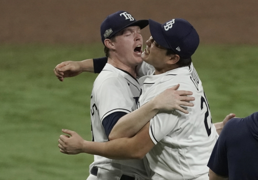 Choi Ji-man, Rays chasing 'firsts' in World Series vs. Dodgers