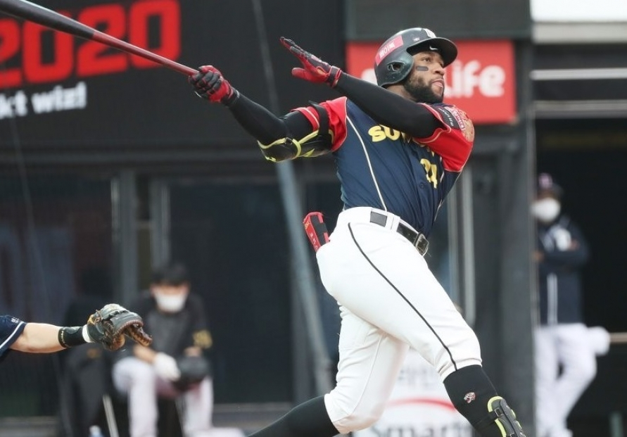 KBO star Mel Rojas Jr. to be tested for COVID-19