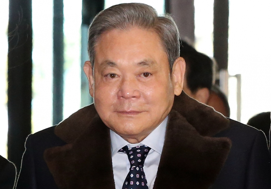 [Breaking] Samsung Chairman Lee Kun-hee dies at 78
