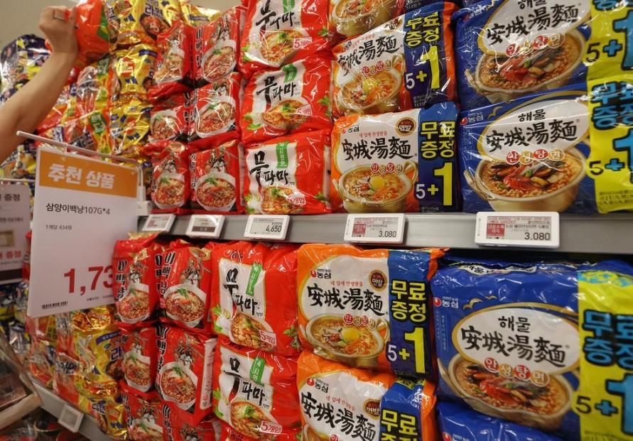 Pandemic, brisk exports may boost instant noodle makers' Q3 earnings: survey