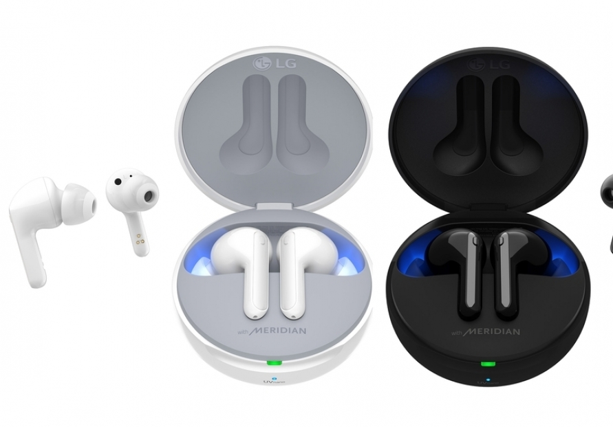 LG releases upgraded wireless earbuds in S. Korea