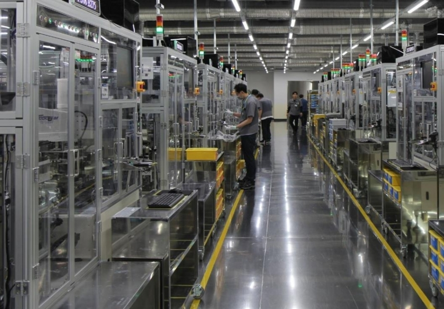 Samsung Electro-Mechanics Q3 net jumps on demand recovery