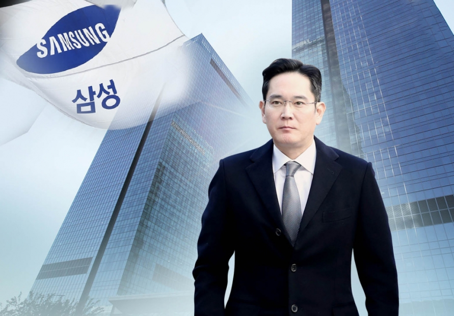 [Newsmaker] Samsung heir may get promoted to chairman following father's passing