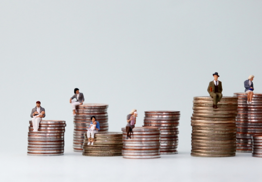 Study finds up to 23% salary gap by region