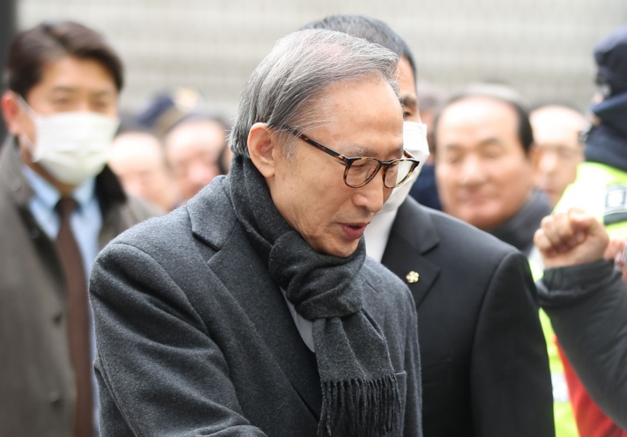 [Newsmaker] Supreme Court confirms 17-year prison term for ex-President Lee Myung-bak in corruption case