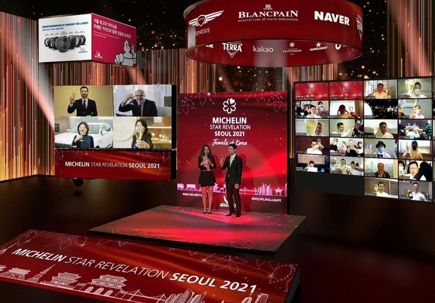 Gaon, La Yeon keep Michelin stars