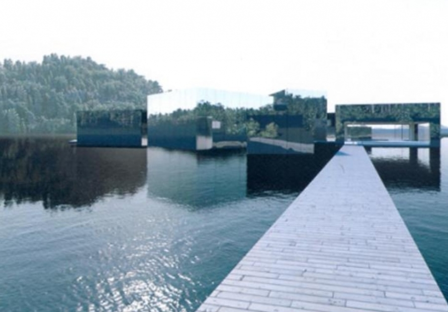 Floating museum dedicated to Modern art master Kim Whan-ki to be built in his hometown