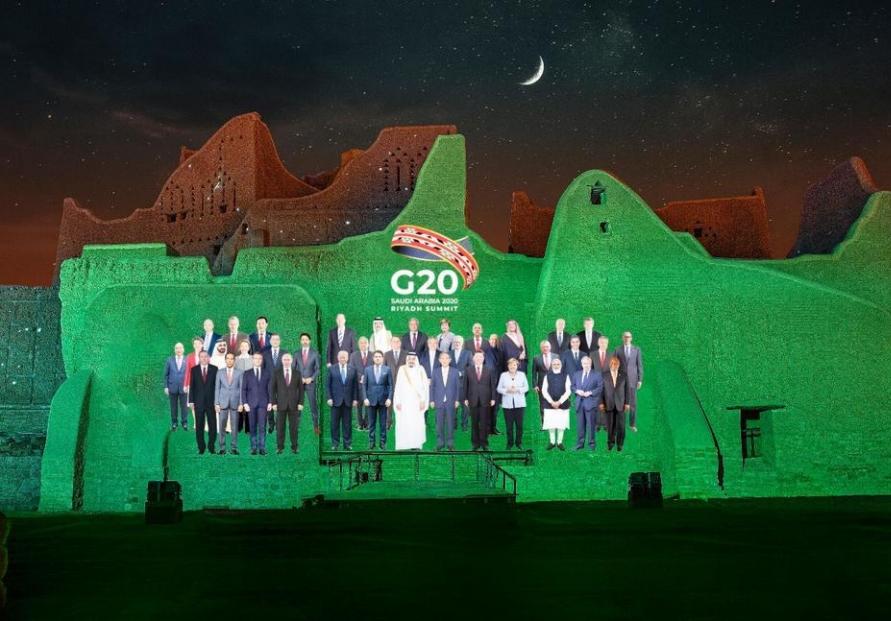 [Newsmaker] G-20 leaders urge united response to virus