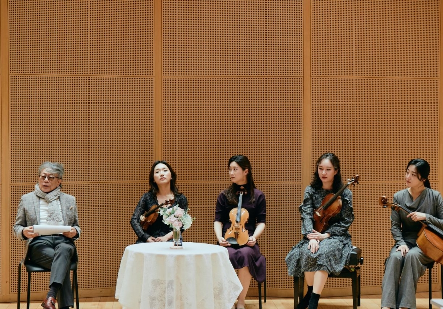 Chamber music gets a push