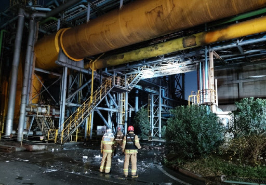 3 killed in Posco plant explosion
