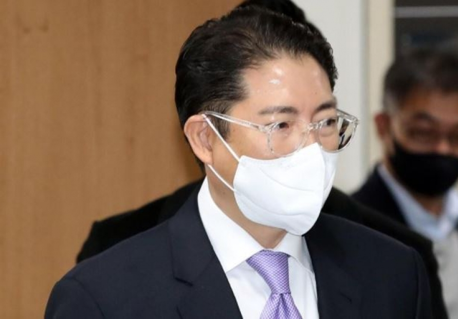 Appellate court reduces Hyosung chairman's sentence