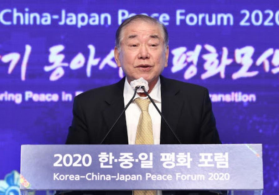 Moon's adviser calls for S. Korea to break away from 'US or China' framework