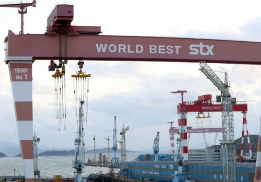 PEF-led consortium picked as main bidder for STX Offshore