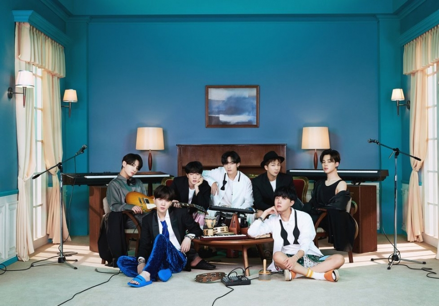 BTS again tops Billboard 200 with latest album 'BE'