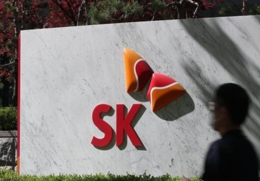 SK sets up hydrogen business group
