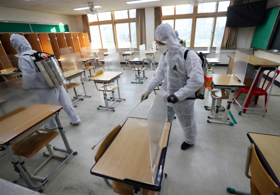 [Newsmaker] S. Korea braces for nat'l college entrance exam amid pandemic