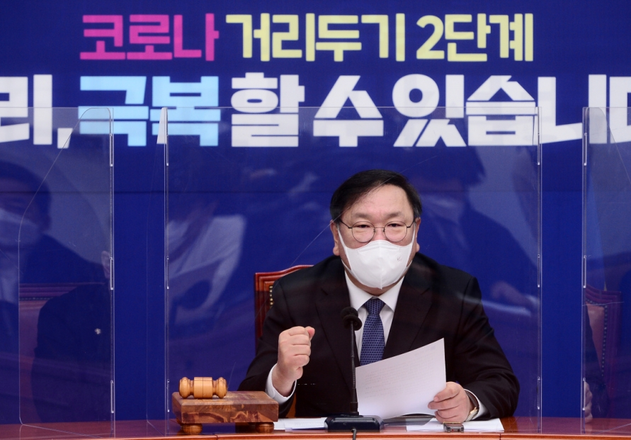 Ruling party pushes for legislation of ban on anti-N. Korea leaflet campaign