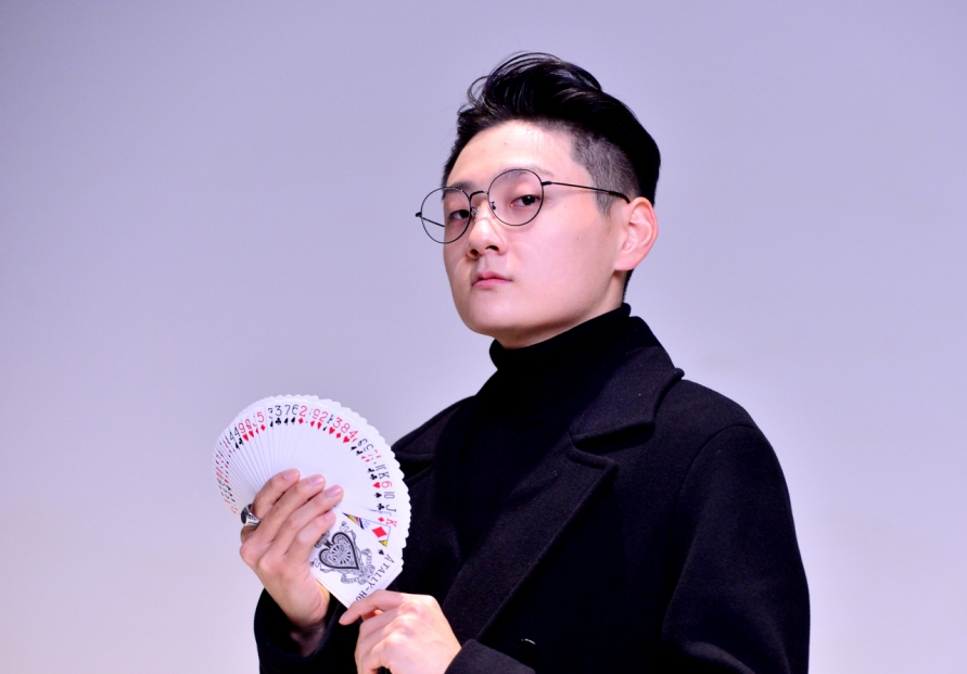 [Eye interview] 'Everyone is born with ability to do magic'