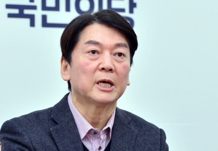 [Herald Interview] Ahn gunning for power transition