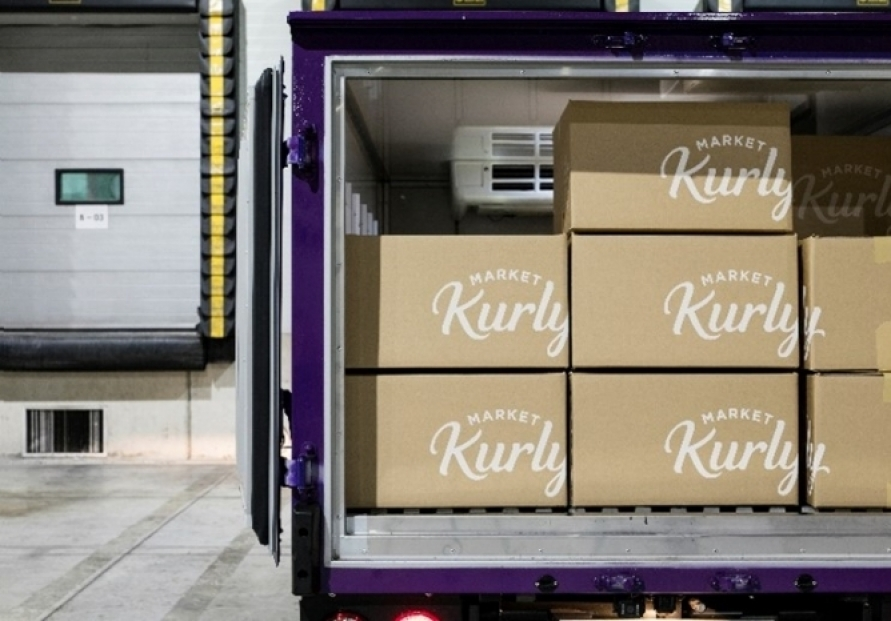 Market Kurly wins packaging award for cooling cardboard box