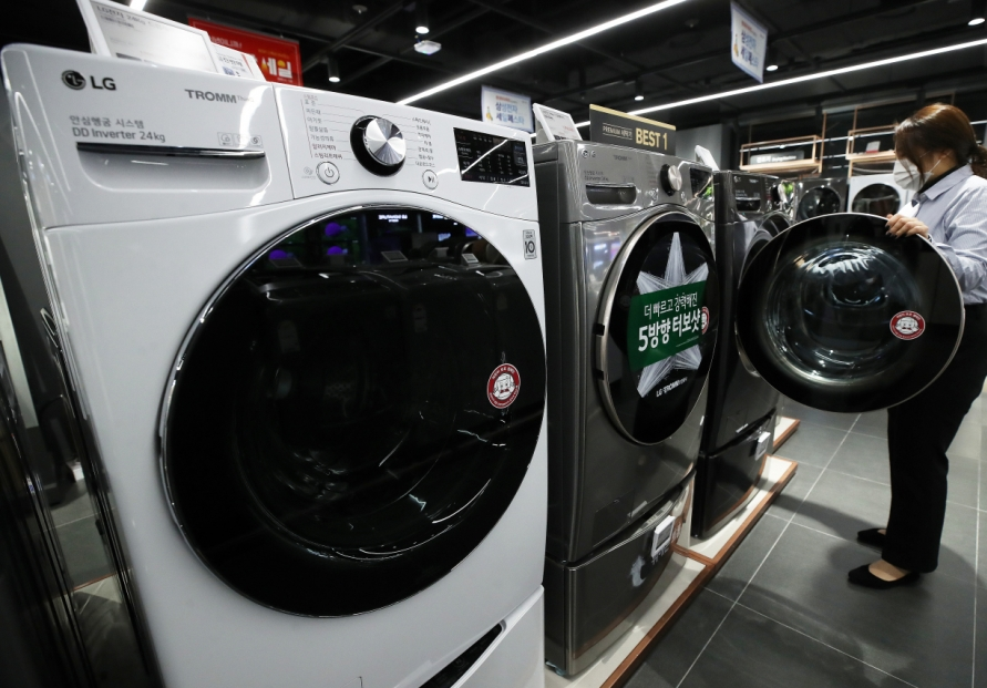 LG, Samsung washers favored by US Consumer Reports