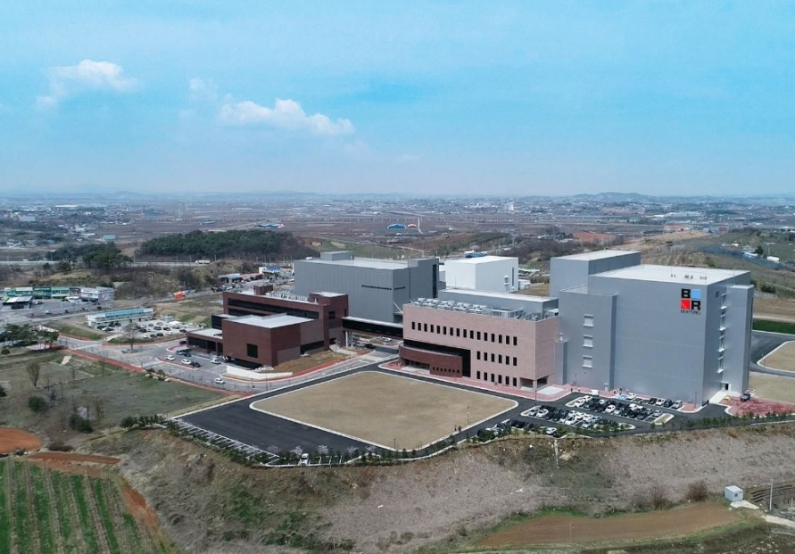 Boryung revs up anti-cancer drug production line at Yesan plant