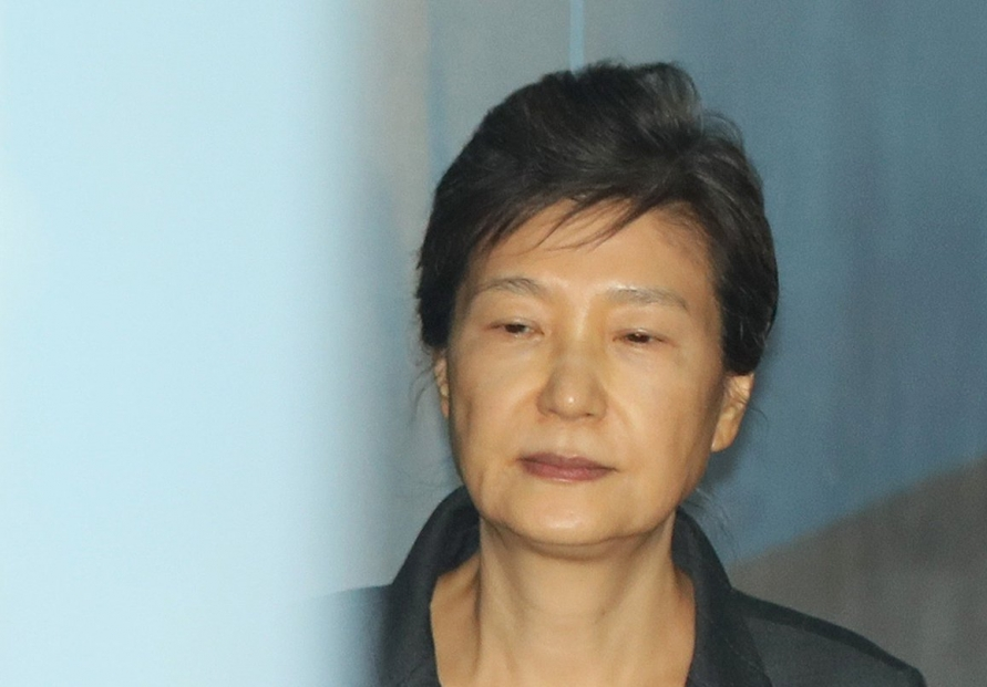 [Newsmaker] Ex-President Park tests negative for COVID-19 after being exposed to patient