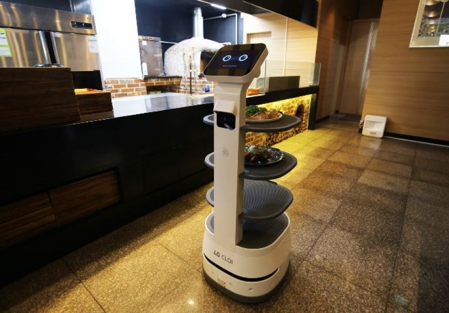 AI, robotics: New keywords for LG