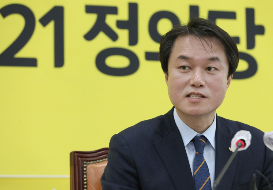 [Newsmaker] Chief of progressive minor party steps down over sexual harassment of party lawmaker