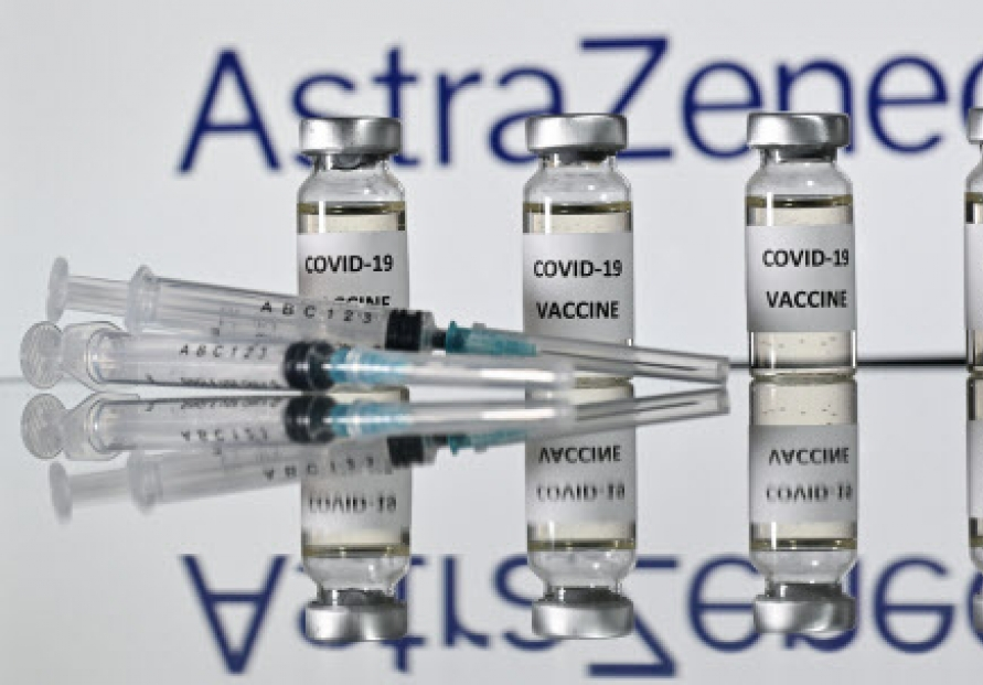 Covid-19 vaccine firms must deliver, says EU chief