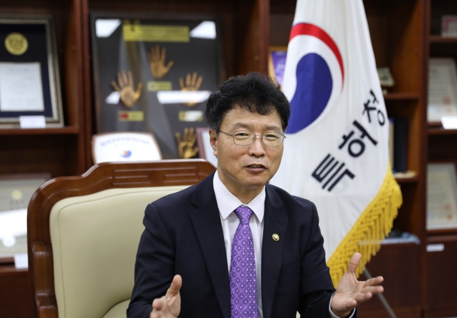 [Herald Interview] S. Korea to ramp up rights protection of digital technology: IP office chief