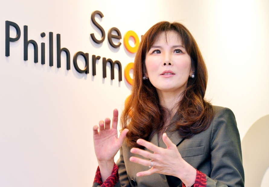 Kang Eun-kyung ends her term as CEO of SPO