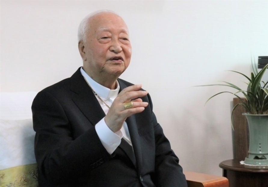 [Newsmaker] Cardinal Cheong Jin-suk hospitalized