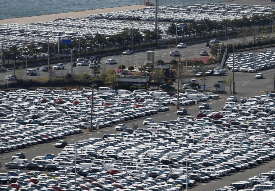 S. Korea's share of global car market unchanged at 7.5% in 2020