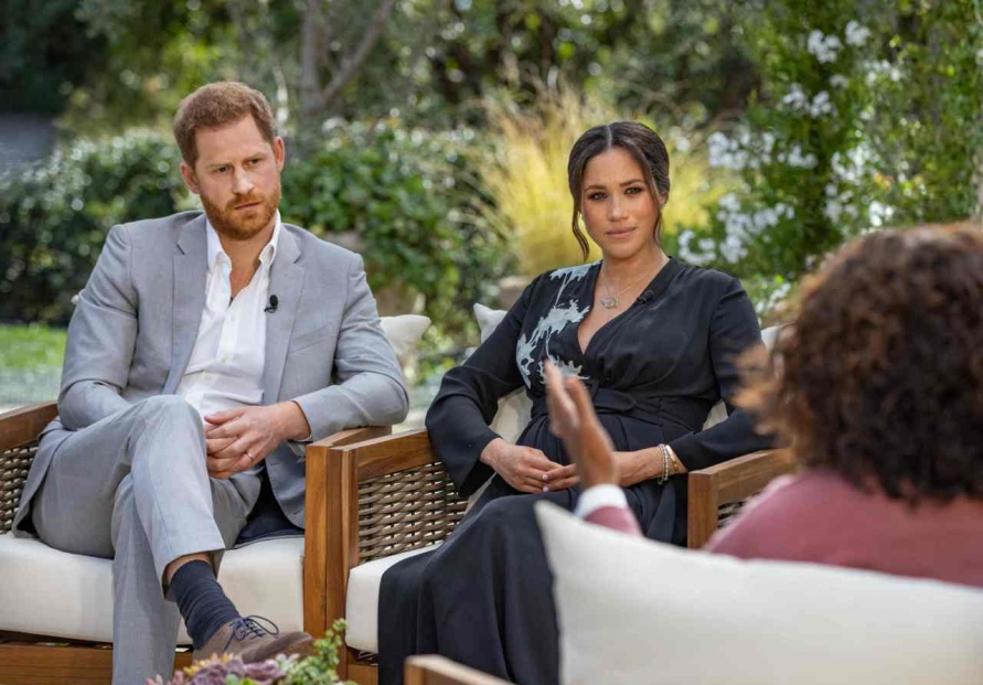 From suicidal thoughts to racism: Harry and Meghan unload on royal family